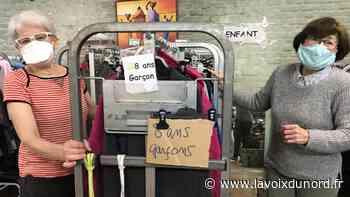 La boutique Don de Soie de Templeuve-en-Pévèle prévoit de rouvrir lundi - La Voix du Nord
