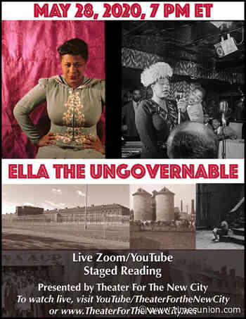 Play about Ella Fitzgerald's time in Hudson gets online reading
