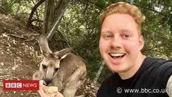 Coronavirus: 'Why I'm staying up all night to study abroad'