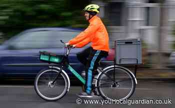 Sainsbury's to offer bike delivery service to 3.2 million households