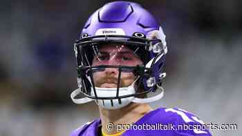 Adam Thielen wants to be a resource for younger receivers
