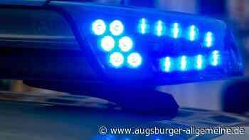 """Polizei sucht Zeugen für Unfall auf der A8 nahe """"Fuchsberg"""" - Augsburger Allgemeine"""