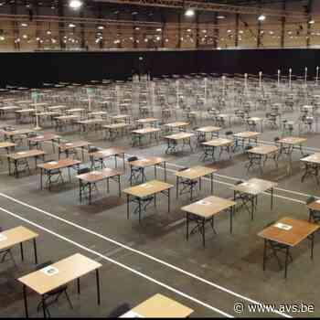Flexpo bereidt zich voor op de examens