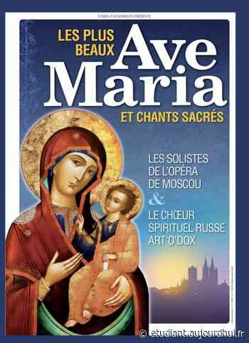 LES PLUS BEAUX AVE MARIA - CHANTS SACRES - ABBATIALE DE LA TRINITÉ, FECAMP, 76400 - Sortir à France - Le Parisien Etudiant