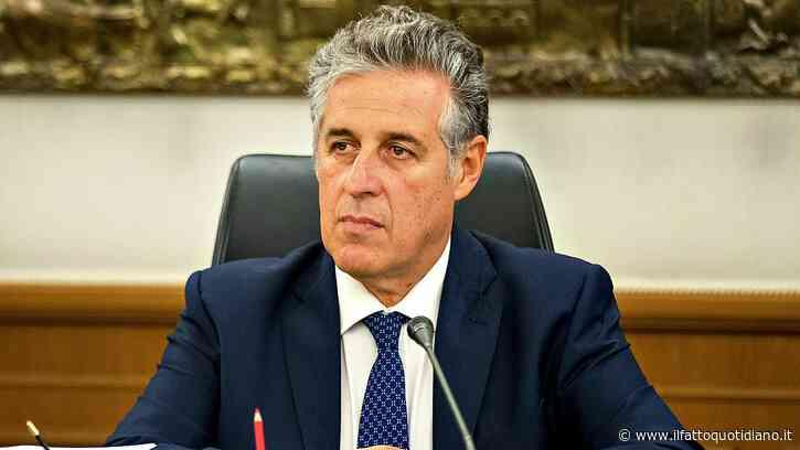 """Csm, Di Matteo: """"Stop ritorno in servizio dell'ex capo di gabinetto di Bonafede"""". Si è dimesso dopo le intercettazioni del Fatto.it"""