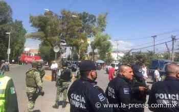 Disputa ente taxistas desataron fuerte movilización en Zumpango - La Prensa