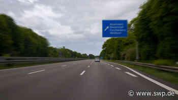 Raser A6 Kupferzell/Neuenstein: Polizei fährt 240 km/h, Motorradfahrer fährt davon: Diese Strafen erwarten ihn - SWP