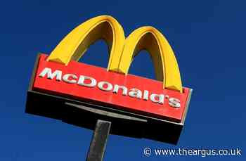Brighton left off list of places McDonald's is reopening