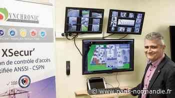 Basé à Franqueville-Saint-Pierre, le fabricant Synchronic change de mains - Paris-Normandie