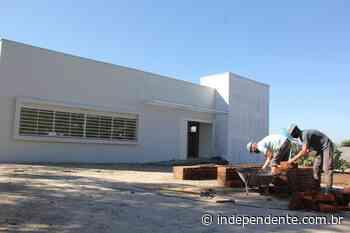 Obra na academia de saúde do Bairro Jardim do Cedro, em Lajeado, está em fase de finalização - independente