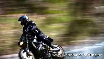 B276: Messungen bei Laubach und Schotten - viele Motorradfahrer zu schnell | Kreis Gießen - Wetterauer Zeitung