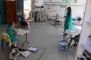 Tonneins. La rentrée des écoles maternelles - actu.fr