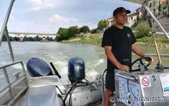 A Tonneins, l'AMI Garonne mise sur le retour de la navigation touristique - Sud Ouest