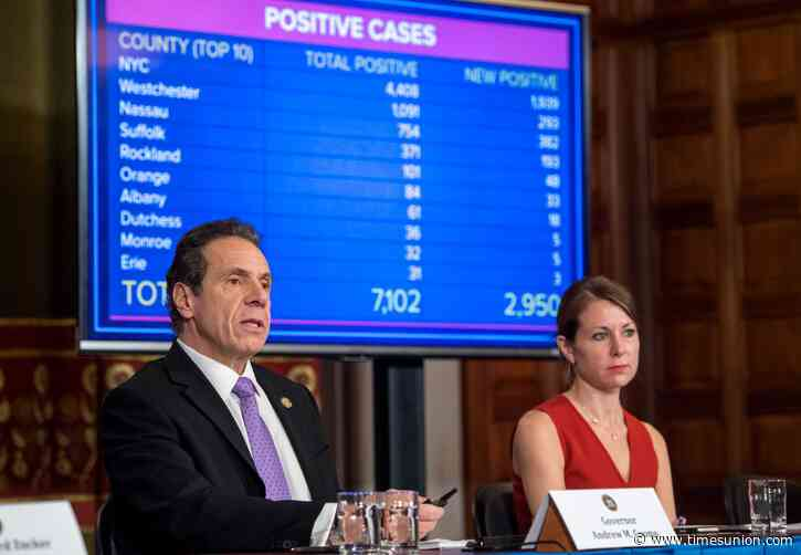 Cuomo: New York's minority communities are the front line of pandemic
