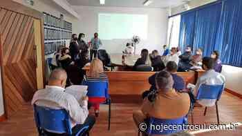 """Reunião do """"Todos por Irati"""" discute formas de distribuição das arrecadações - Hoje Centro Sul"""