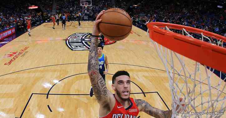Chronicling Lonzo Ball's rise with the New Orleans Pelicans through five key games
