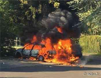 Val-de-Marne. Voitures brûlées et nuisances nocturnes : Marolles-en-Brie appelle à l'aide la préfecture - actu.fr