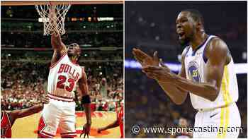 Michael Jordan and Kevin Durant Would Have Been Terrible Teammates - Sportscasting