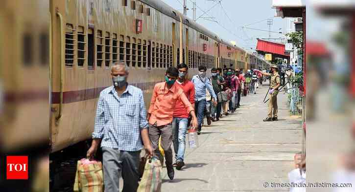 Trains to run from June 1 to have to have AC, non-AC coaches; booking from tomorrow: Railways