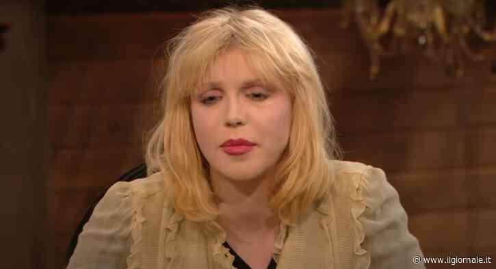 """La vedova di Kurt Cobain si scusa con i fan: """"Mi imbottivano di droga e alcol"""""""