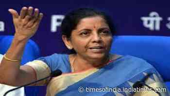 Nirmala Sitharaman reacts on facing criticism for being a female Finance Minister