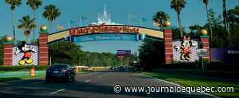 En Floride, le parc d'attractions Disney World commence à rouvrir