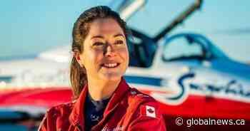 'She will never be forgotten': Snowbirds crash victim's family releases statement