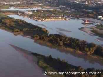 Abrieron las compuertas de Itaipú y se espera que el Paran - San Perdo Informa