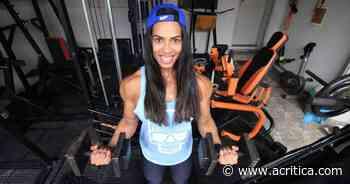Em ano de Mr. Olympia, Dany Castilho monta academia em casa para manter treinos | Esportes - Jornal A Crítica