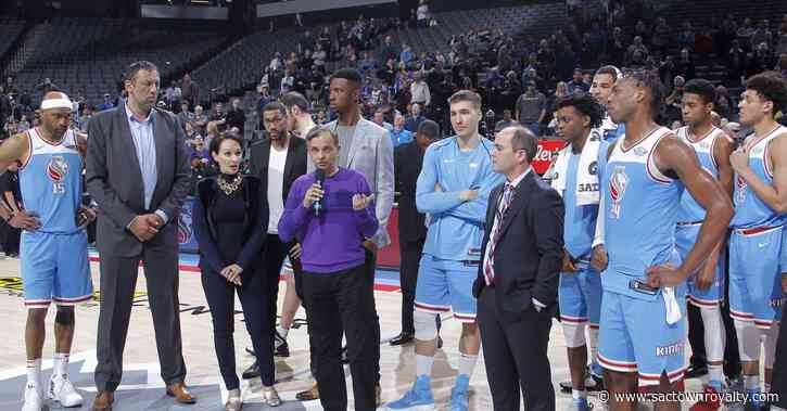 Kings nominated for Sports Humanitarian Team of the Year