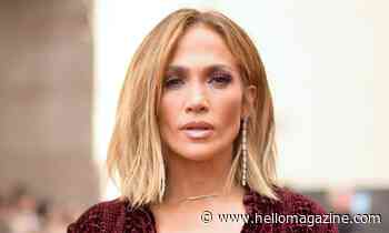 Jennifer Lopez looks unrecognisable with full fringe as she embraces natural hair - HELLO!