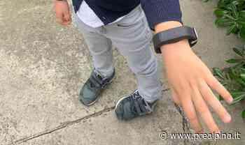 All'asilo con il braccialetto elettronico - La Prealpina