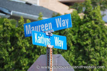 Column: Kaitlyn takes offence to Lantzville's policy preventing street names like 'Kaitlyn Way' - vancouverislandfreedaily.com