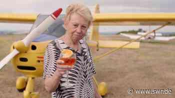 Helga Rossmann – die Mutter der Piloten auf dem Flugplatz Idar-Oberstein | SWR Heimat - SWR