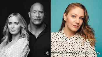 Dwayne Johnson, Emily Blunt Superhero Movie Lands at Netflix, New 'Star Trek' Pike & Spock Series a Go & More | THR News - Hollywood Reporter