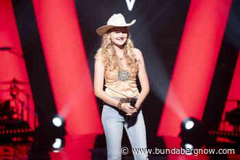 Phoebe Jay to front superstar judges on The Voice – Bundaberg Now - Bundaberg Now