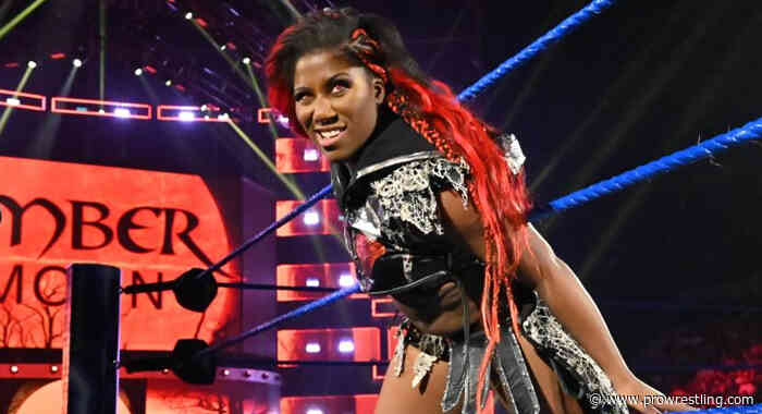 Ember Moon Reveals She May Have A Career-Ending Injury