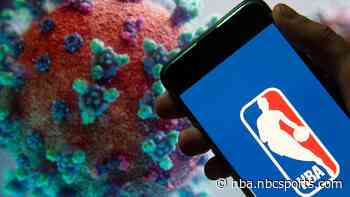 NBA teams part of Mayo Clinic led coronavirus antibodies study