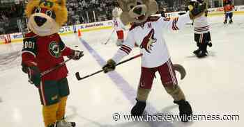 Rating the dog mascots in the NHL