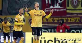 Dynamo Dresden erhält nach Ende der Quarantäne mehr Zeit - SPORT1