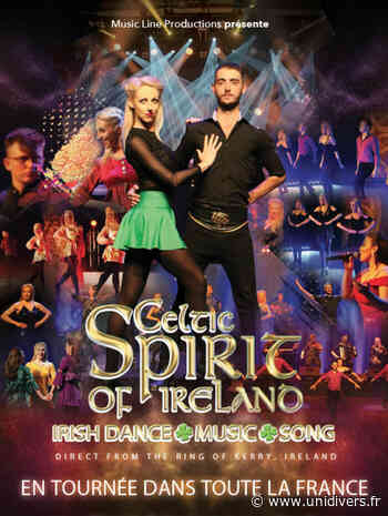 Celtic Spirit Théâtre De La Rotonde | Thaon Les Vosges Capavenir-Vosges 20 octobre 2020 - Unidivers