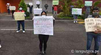 Padres de colegio privado de Jesús María sobre reducción de pensiones: No se ajusta a la realidad - LaRepública.pe