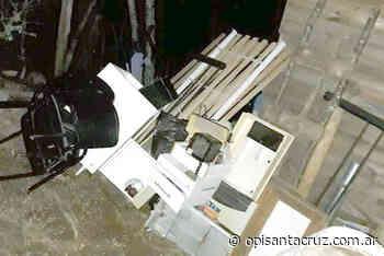 En Ushuaia a un hombre le usurparon la vivienda y las autoridades lo metieron preso por violar la cuarentena, mientras los usurpadores viven tranquilos - OPI Santa Cruz