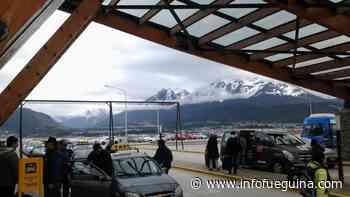Cancelaron uno de los dos vuelos que llegaban hoy a Ushuaia - Infofueguina