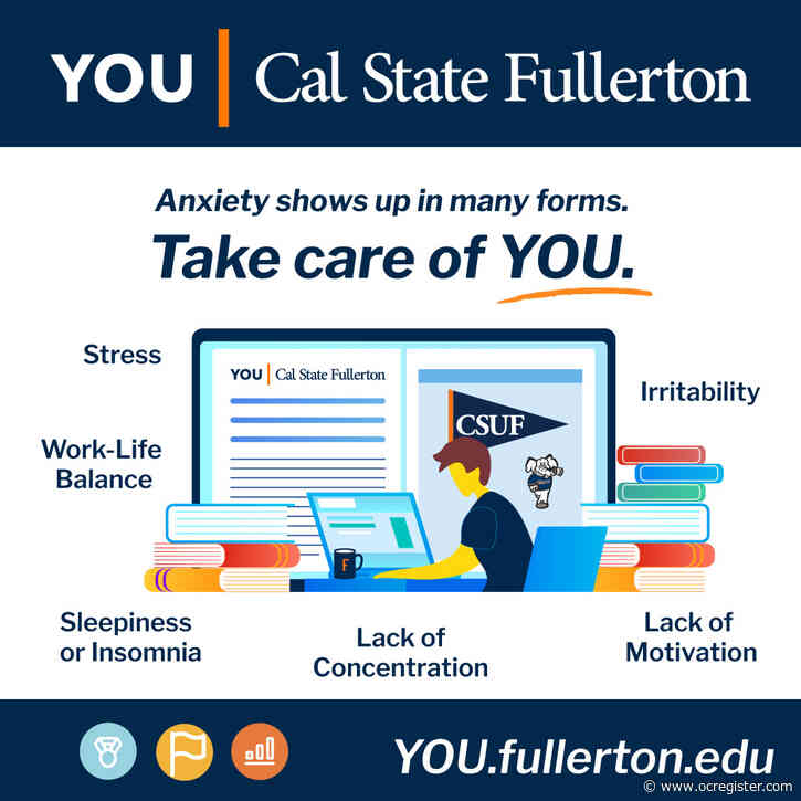CSUF website focused on academics, wellness and mental health debuts at opportune time