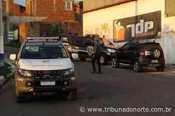 Suspeito por golpes financeiros a idosos é preso em flagrante em Apodi - Tribuna do Norte - Natal
