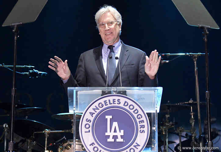 Dodgers Foundation finalist for ESPN humanitarian award