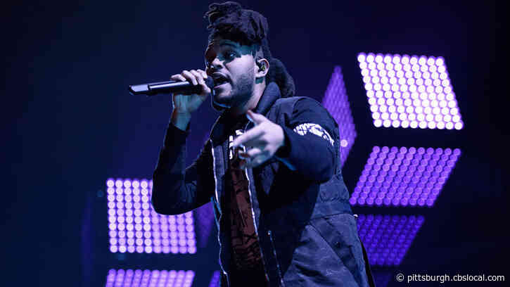 The Weeknd Reschedules 'After Hours' Tour, Including Pittsburgh Show