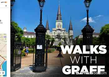 Walks with Graff: the Crescent City Classic