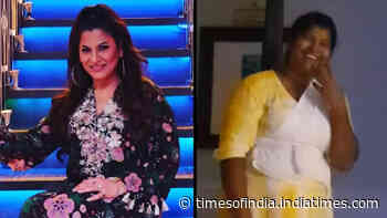 Archana Puran Singh's domestic help Bhagyashri's funny reaction on getting famous - Times of India